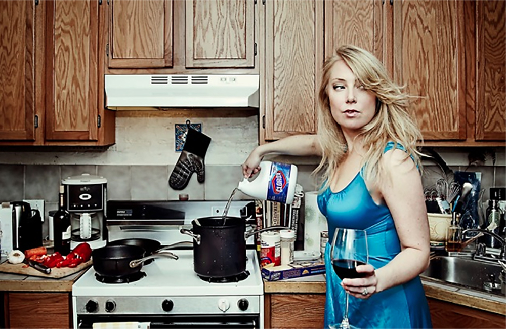 Kendra Stand Up Comic Comedy Writer Actress And